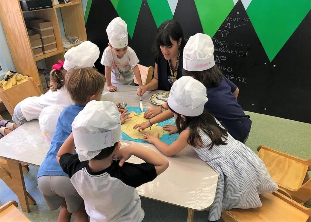 Oficinas de férias - cooking | Discoveries School